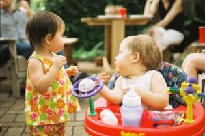 Child benefits system