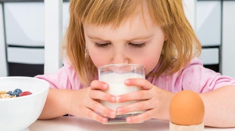 Why milk matters for children