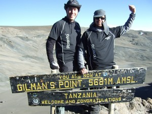 Parenta Bosses make it to the summit of Kilimanjaro