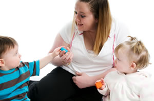 QCF Childcare courses