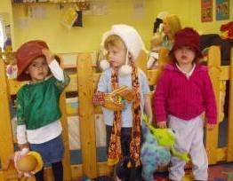 Polly Annas Nursery