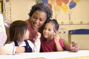 Childcare study reveals behaviour issues