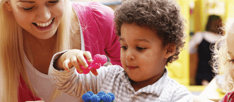 Childcare qualifications what we do page