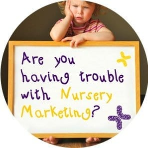 Nursery marketing board