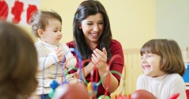 Funding your childcare course
