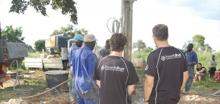 Water borehole