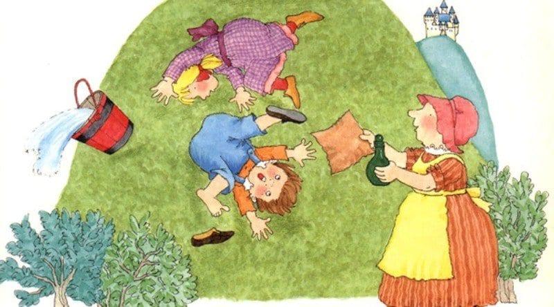 Nursery Rhymes too harrowing for children?