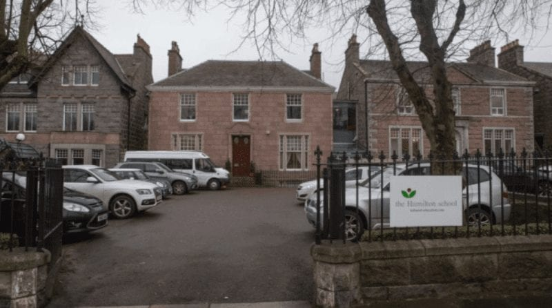 Aberdeen nursery closed