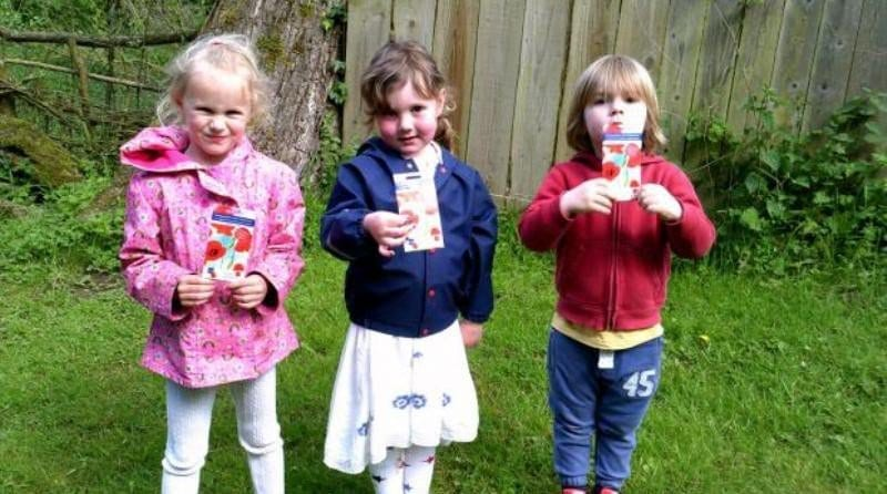 Nursery joins poppy seed campaign