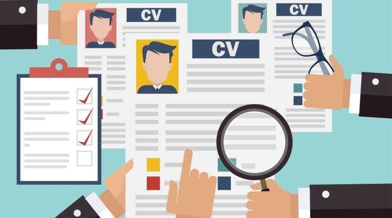 Stand out from the crowd – writing a great CV