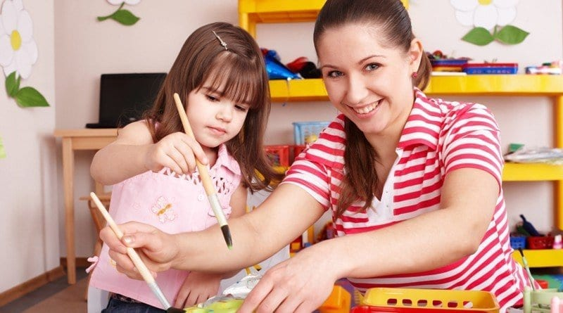Thinking About An Early Years Apprenticeship In Childcare