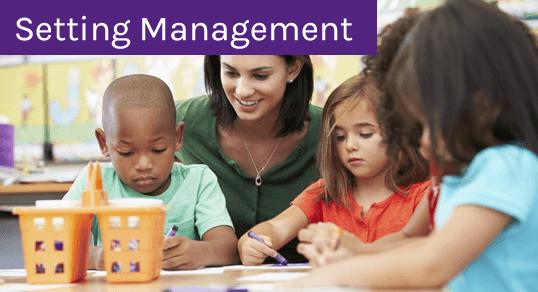 Setting Management