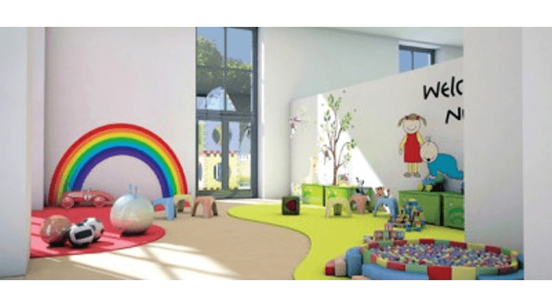 Anticipated nursery to open its doors