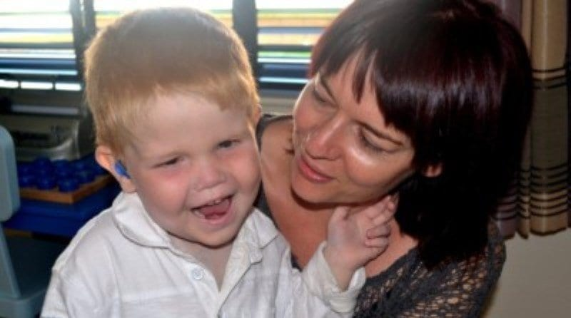 Mother speaks out about nursery E coli outbreak