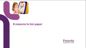 Bin paper