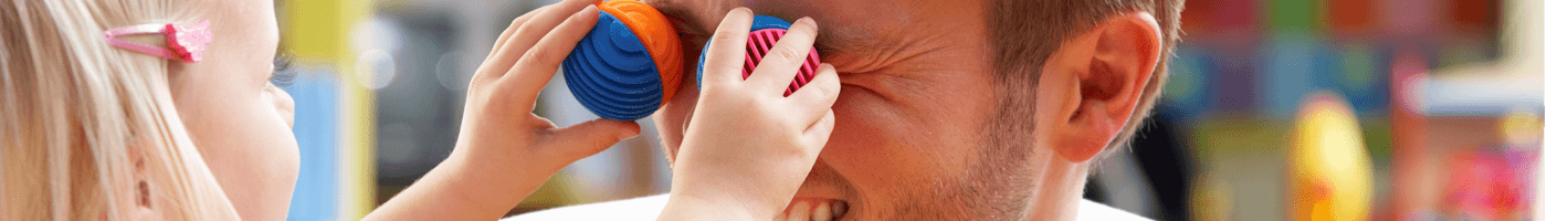 Omproving the business of childcare page banner