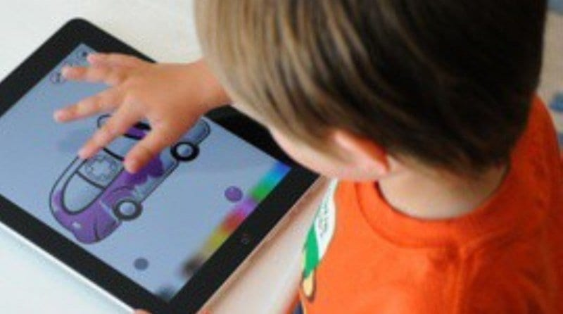 iPads and online safety in the Early Years