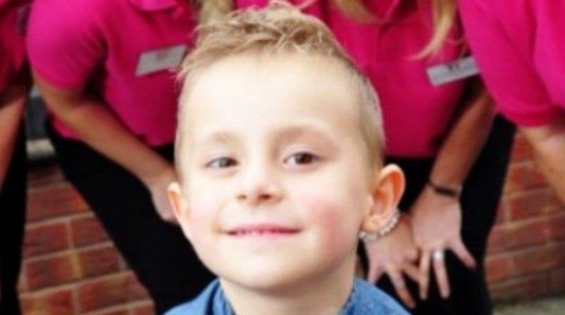 Nursery staff help save young boy's life