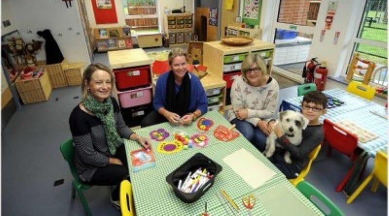Nursery Takes Over Children's Centre