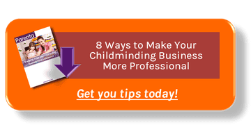 Make your childminding business more professional