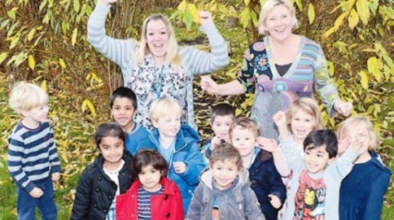 Group of federation nurseries rated outstanding
