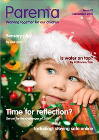 Parenta Magazine December 2015