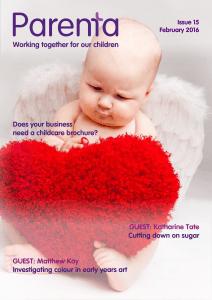 Parenta Magazine Issue 14 January 2016 HR