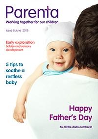 Parenta Magazine Issue 8 June