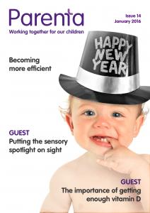 Parenta Magazine January 2016