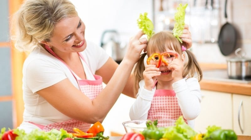 Shaping the Future – Food Play for Early Years