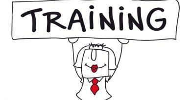 bigstock-Training-Karen-holds-a-panel--67720015
