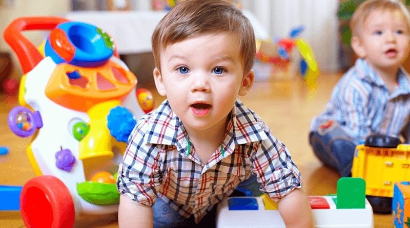 'Upstart' campaign begins in favour of extension of nursery years