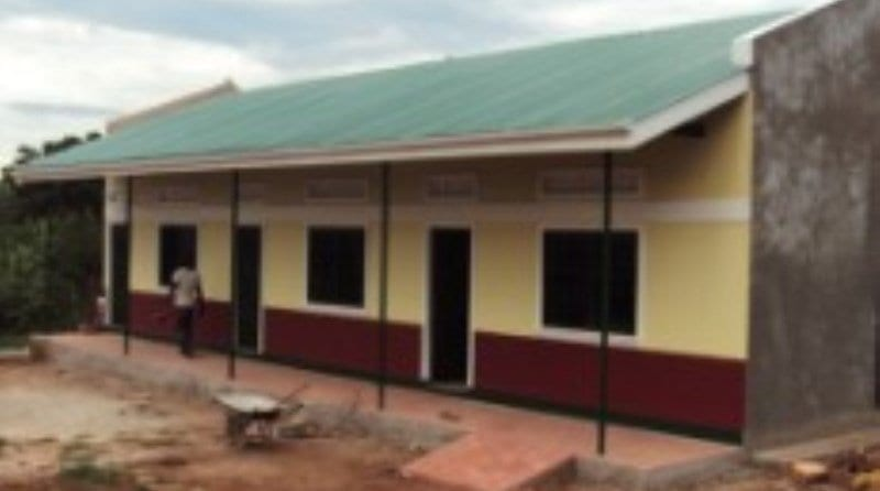 Parenta Trust's third pre-school to be built in Luwuuka