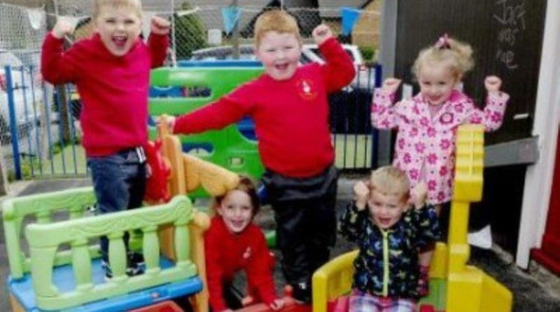 Locals rally together after nursery vandalised