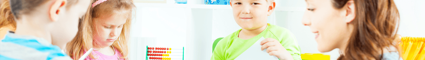 Childcare Apprenticeships page banner