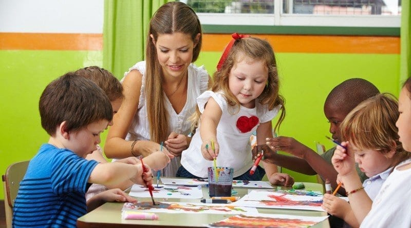 bigstock-Many-children-painting-together-copy
