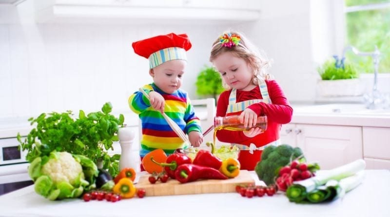Call for nursery meals to promote healthy lifestyles
