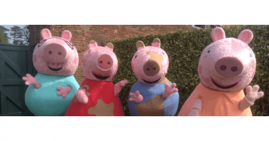 peppa and her friends x