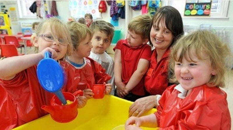 Pre-school improves in Ofsted inspection