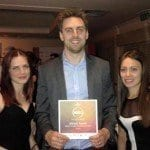 Parenta takes bronze in the Kent Digital Awards 2015!