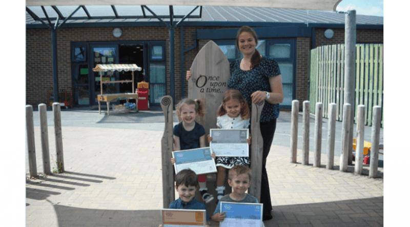 Nursery receives prestigious award