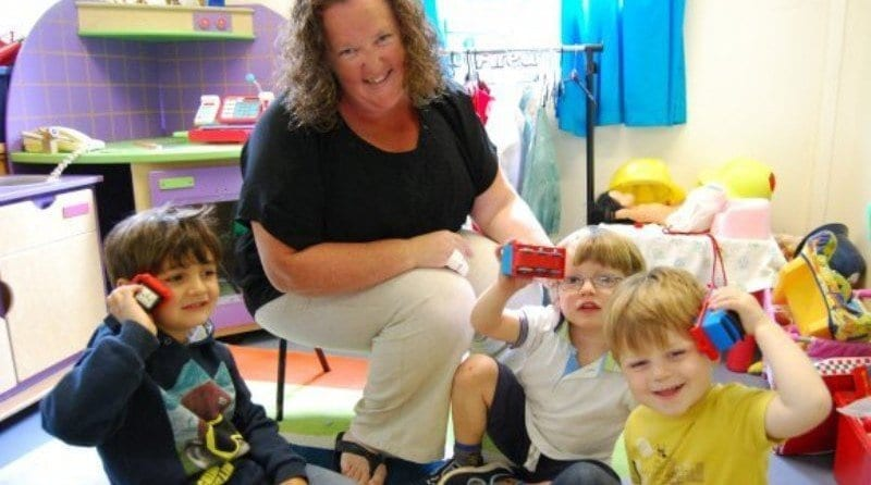 Worcester pre-school carries out improvements