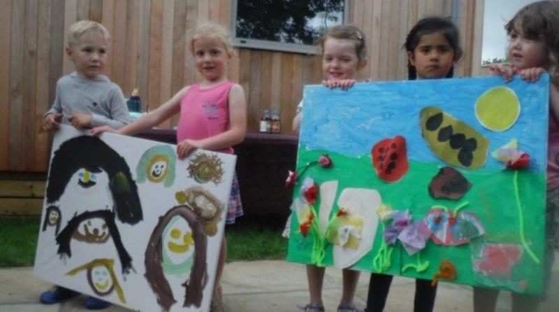 Nursery celebrates 65th birthday