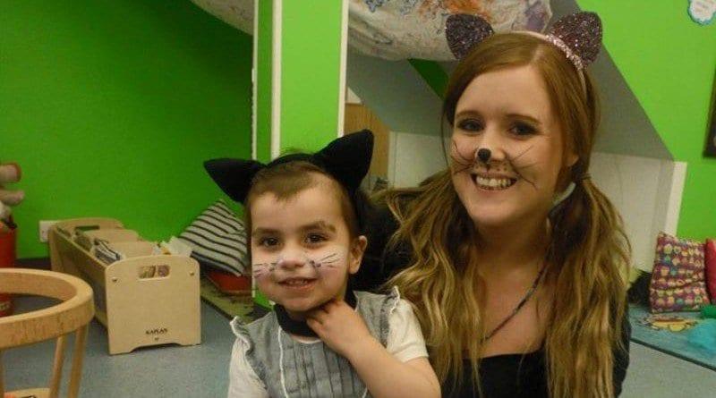 RSPCA visits Boys & Girls Nurseries to celebrate World Cat Day