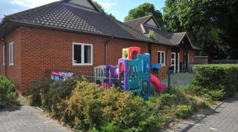 Pre-school too noisy, claims Ofsted