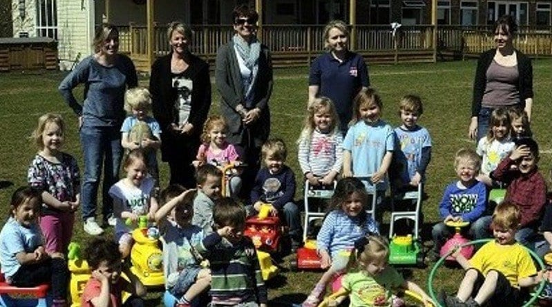 Pre-school dream threatened by council planners