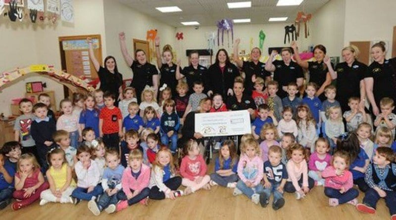 Happy Feet Nursery Raise Over 163 3000 For Do It For Dylan