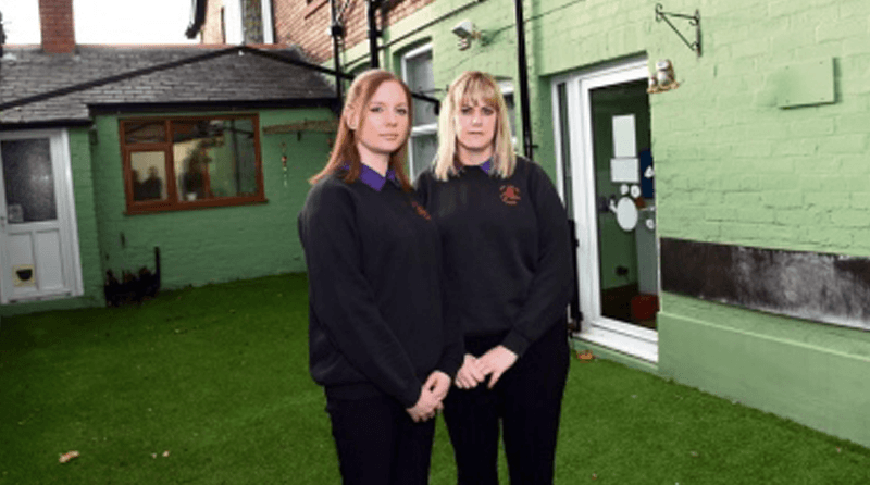Nursery let down by play equipment firm