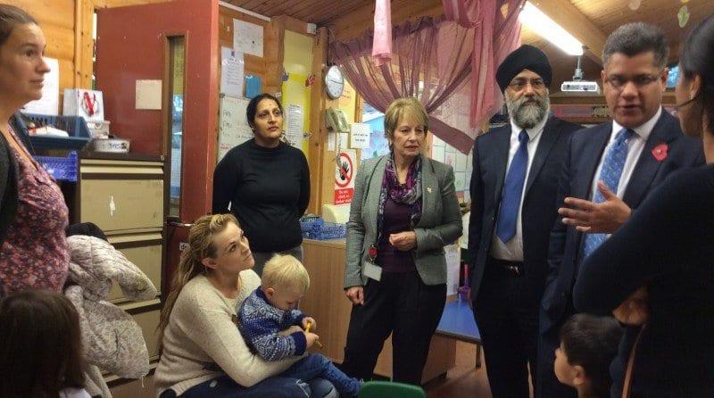 Dickory Docks Educational Day Nursery in Tilehurst celebrates the highest rating from Ofsted