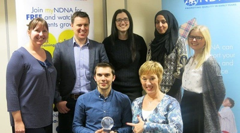 NDNA scoops national IT award